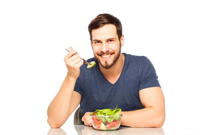 Питание мужчины перед зачатием