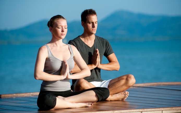 Парная медитация