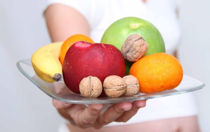 Полезные продукты для зачатия