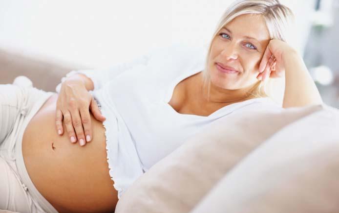 Беременность после сорока лет