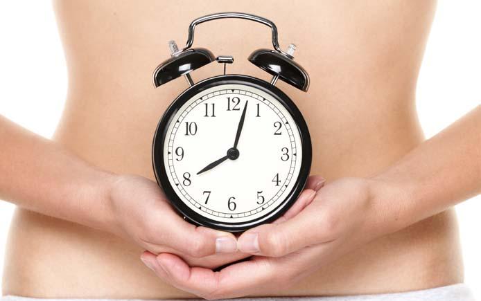Биологические часы женщины