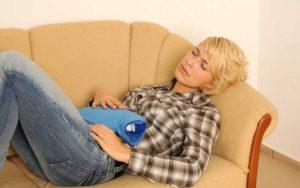 Лечение тошноты согреванием нижней части живота
