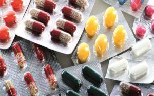 Гормональное и витаминизированное лечение