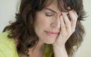 Симптоматика заболевания при климаксе