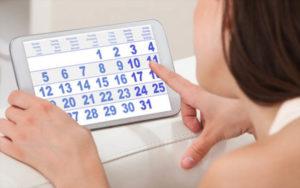 Восстановление регулярности критических дней