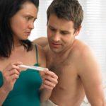 Тест не показал беременность